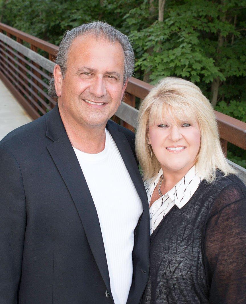 Michaleen and Bob Paul