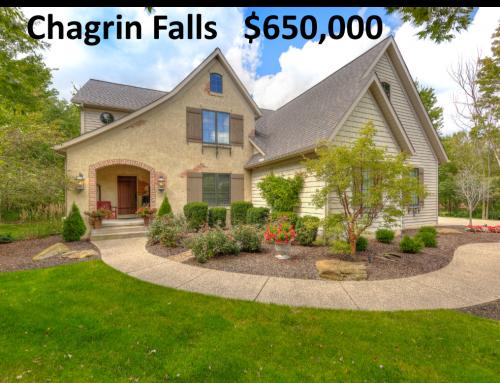Chagrin Falls – $650,000!