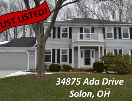 Just Listed! 34875 Ada Drive, Solon