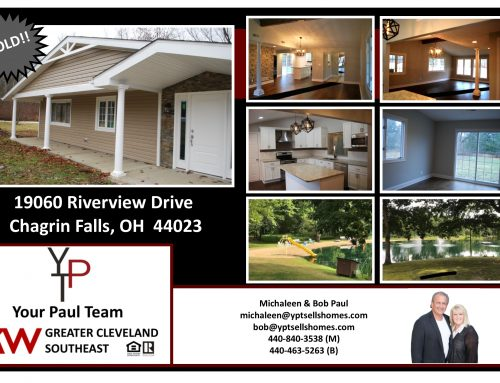 19060 Riverview Drive – SOLD!!
