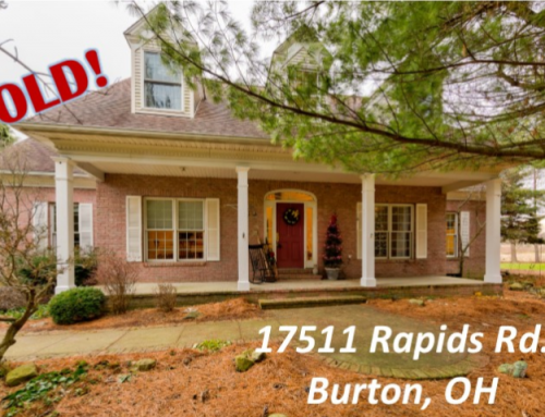 SOLD!!!  17511 Rapids Road – Burton