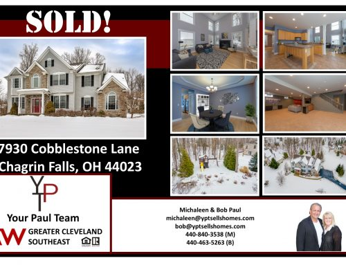 7930 Cobblestone Lane – SOLD!!