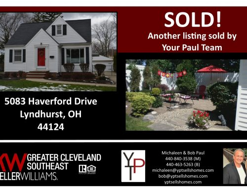 5083 Haverford Drive, Lyndhurst – Another Listing Sold by Your Paul Team!