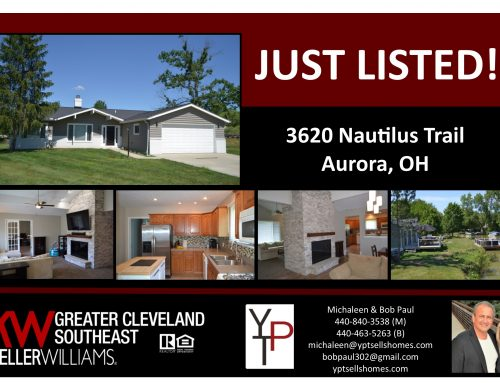 Just Listed!!  3620 Nautilus Trail – $299,900!