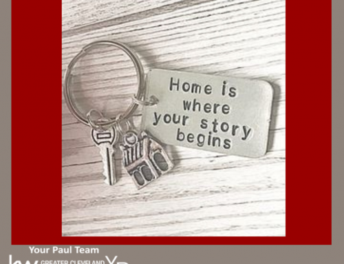 Everyone Has A Story…Begin Yours In A New Home!