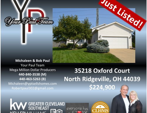 Just Listed!! 35218 Oxford Court ~ North Ridgeville