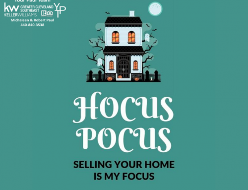 Hocus Pocus…Selling Your Home Is Our Focus!