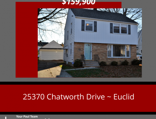 Price Reduction!! 25370 Chatworth Drive – Euclid