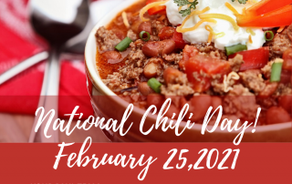 Your Paul Team celebrates National Chili Day!