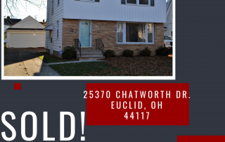 Euclid Home SOLD!
