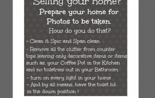 Solon realtor tip of the day
