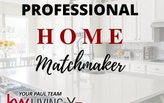 For love of real estate, we are your professional home matchmaker!