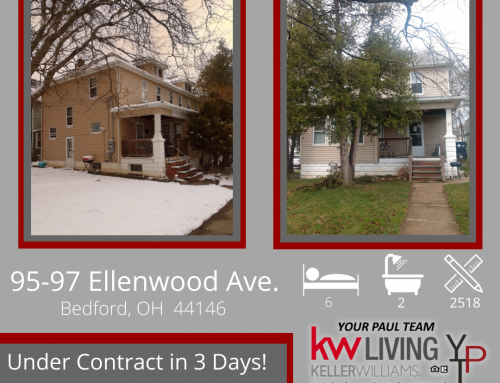 Under Contract in 3 Days! Call Us Today!!