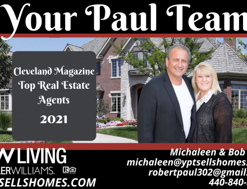 Cleveland Magazine – Top Real Estate Agents – 2021!