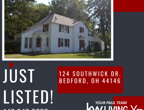 Just Listed!! 124 Southwick Drive – Bedford