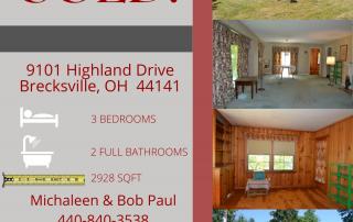 SOLD - 9101 Highland